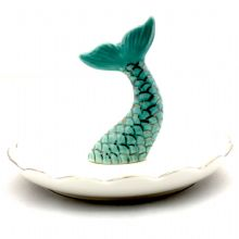 Mermaid's Tail Jewellery Dish